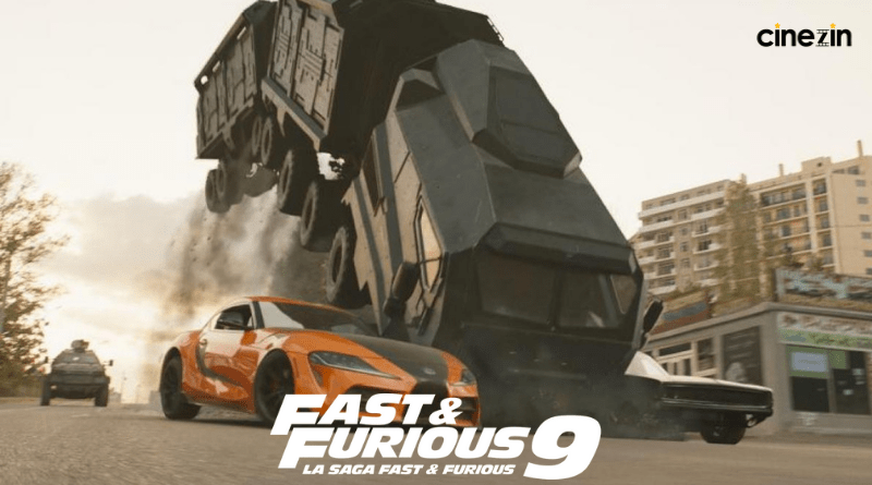 Fast and Furious 9 Cinezin